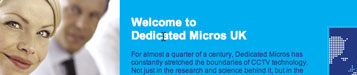 Dedicated Micros Site